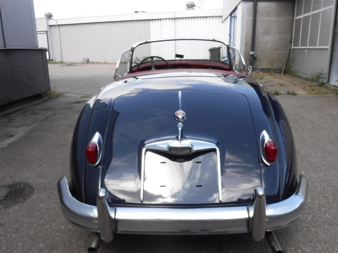1960 Jaguar XK150S Roadster '60 For Sale (picture 6 of 6)