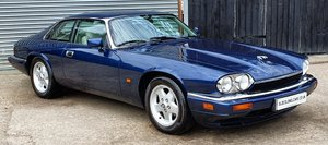 1995 Superb Jaguar XJS 4.0 AJ16 Auto Coupe - Full History