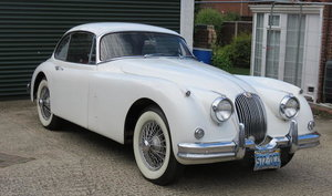 1958 JAGUAR XK150SE 3.4-LITRE COUPÉ For Sale by Auction