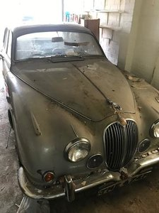 C.1967 JAGUAR 340 AUTOMATIC SPORTS SALOON For Sale by Auction