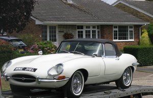 1972 E-Type Jaguar For Sale