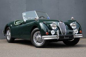 1956 Jaguar XK 140 SE Roadster LHD For Sale