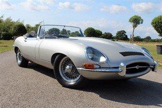 1962 Jaguar E-Type Series 1 3.8 Roadster For Sale