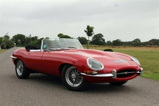 1962 Jaguar E-Type Series 1 3.8 Roadster For Sale