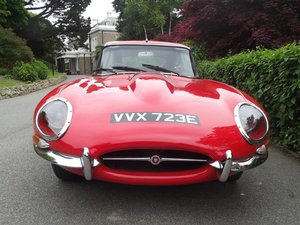 1967 Jaguar E-Type 2+2 coupé For Sale