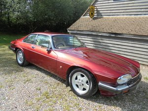 1992 Jaguar XJS 4 Litre ( Facelift ) Sports Coupe. For Sale