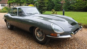 1961 Stunning Early E Type S1 3.9lt Coupe For Sale