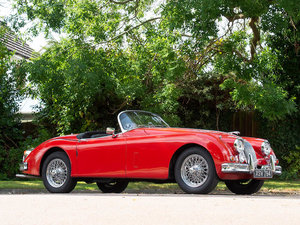 1958 JAGUAR XK150S 3.4-LITRE ROADSTER For Sale by Auction