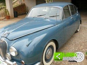 1961 Jaguar MK II 2,4 Automatic Prima Vernice