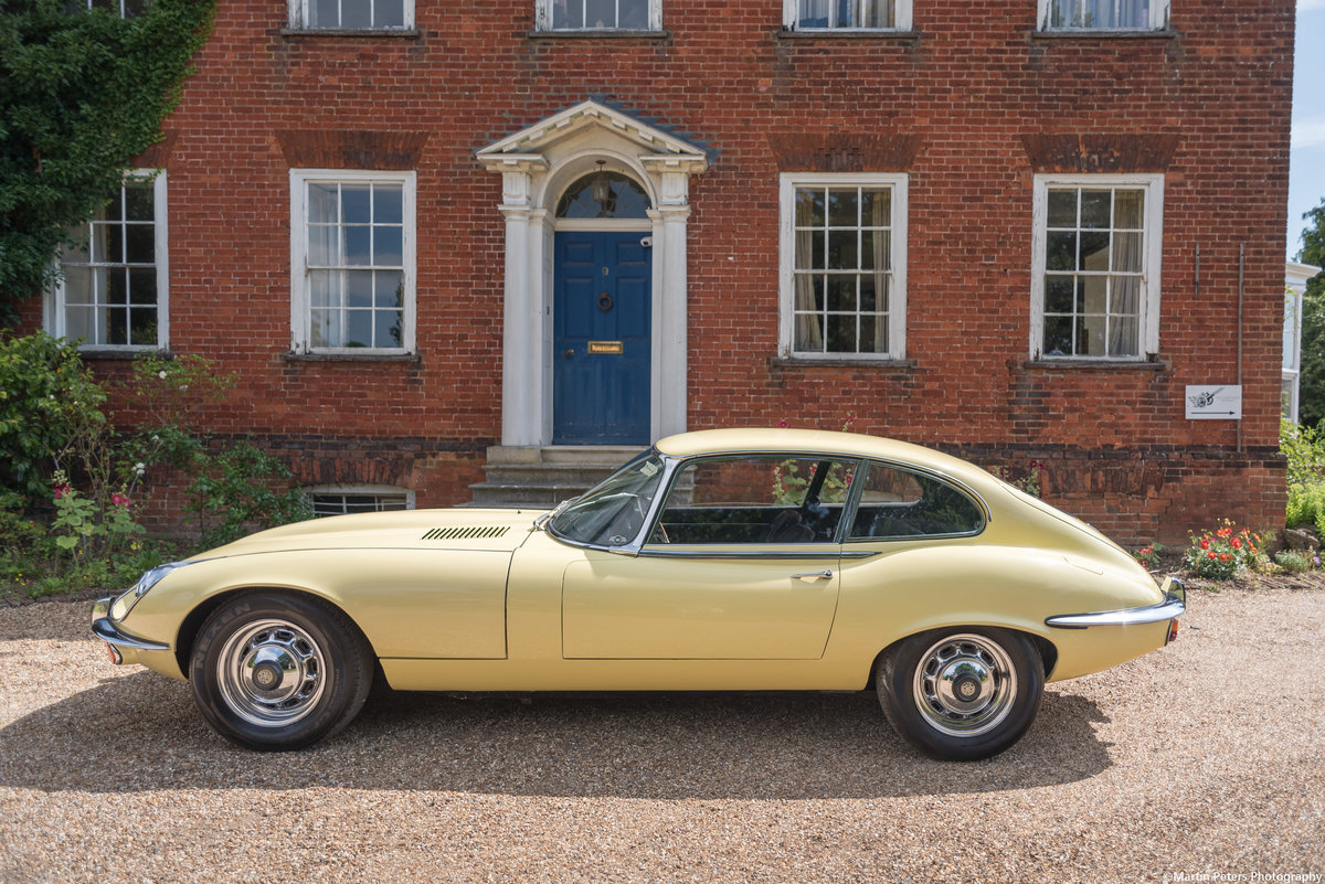 1973 Jaguar E-Type , Series 3, V12 , Manual, RHD For Sale (picture 9 of 24)