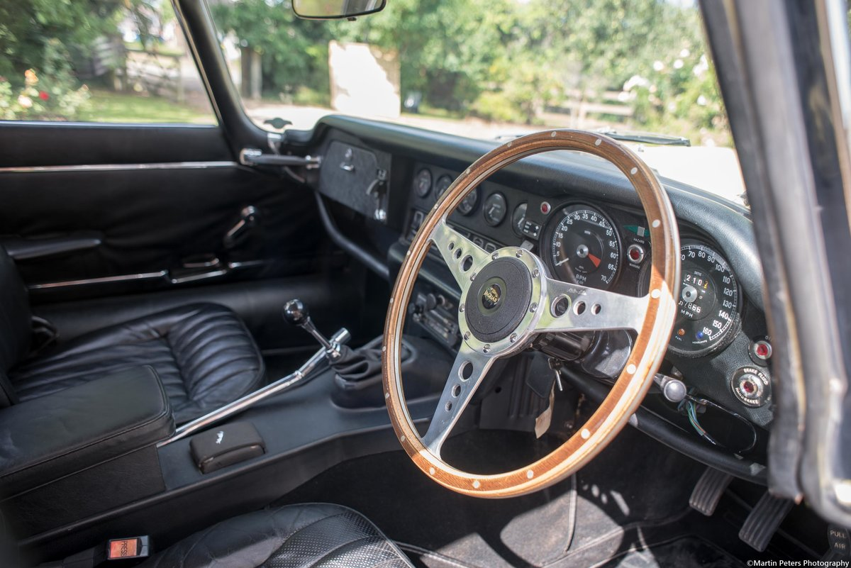 1973 Jaguar E-Type , Series 3, V12 , Manual, RHD For Sale (picture 12 of 24)