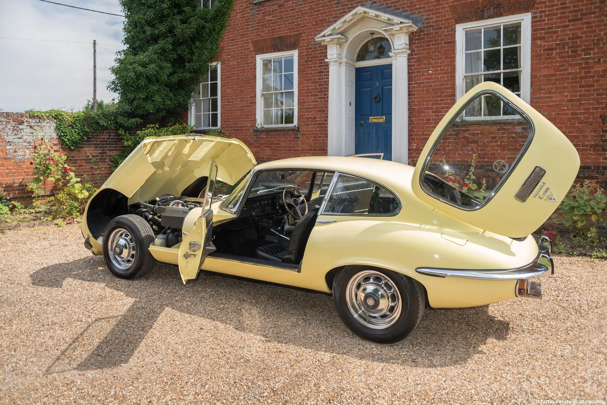 1973 Jaguar E-Type , Series 3, V12 , Manual, RHD For Sale (picture 17 of 24)