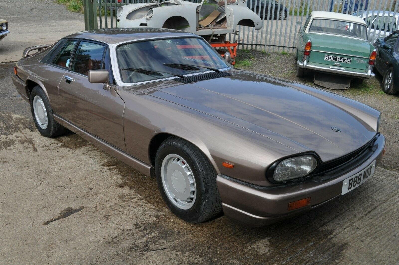 1984 JAGUAR XJS V12 5.3 HE VERY RARE GOOD CONDITION WITH MOT TWR For Sale (picture 1 of 6)