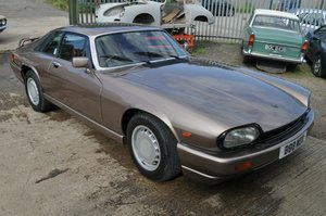 1984 JAGUAR XJS V12 5.3 HE VERY RARE GOOD CONDITION WITH MOT TWR SOLD