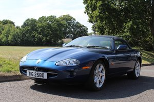 Jaguar XK8 Convertible Auto 1997 - To be auctioned 25-10-19 For Sale by Auction