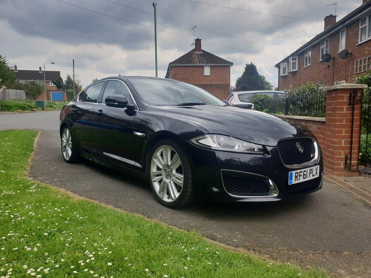 2011 Jaguar XFR (Facelift model) For Sale   Car And Classic