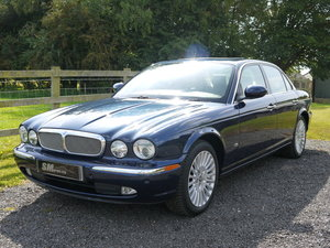 2005 JAGUAR XJ SERIES X350 XJ8 4.2 SOVEREIGN FULL JAGUAR HISTORY For Sale