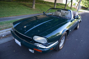 Orig California 1994 Jaguar XJS 6.0L V12 Convertible For Sale