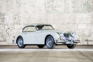 1960 Jaguar XK150 Fixed Head Coupe For Sale