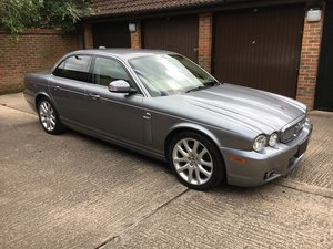 Jaguar X358 4.2 V8 2008 Final Edition 45598 miles FSH For Sale