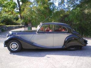 1948 Jaguar MK V
