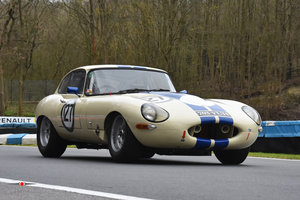 1963 Jaguar E-Type Series 1 3.8 FIA Registered