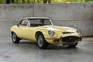 1972 Jaguar E-Type Series 3 V12 Roadster (Hardtop) For Sale