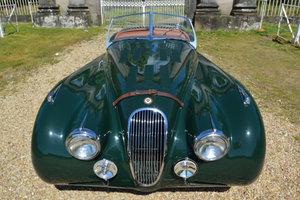 1952 Jaguar Xk120 Ots Competition Spec For Sale