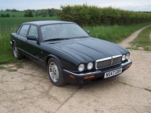 1996  Jaguar XJ6 Sport 3.2 For Sale