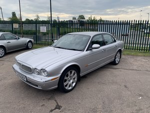 2003 Jaguar XJ Luxury classic For Sale