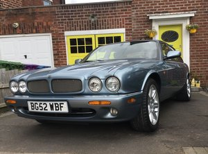 2002 Jaguar XJ8 Sport-One For The Enthusiast!