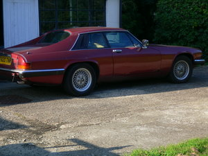 1989 jaguar xjs v12  For Sale
