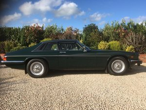1989 JAGUAR XJS V12 19700 MILES For Sale