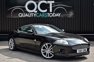 2009 Jaguar XK60 Special Edition 4.2 V8 Coupe SOLD