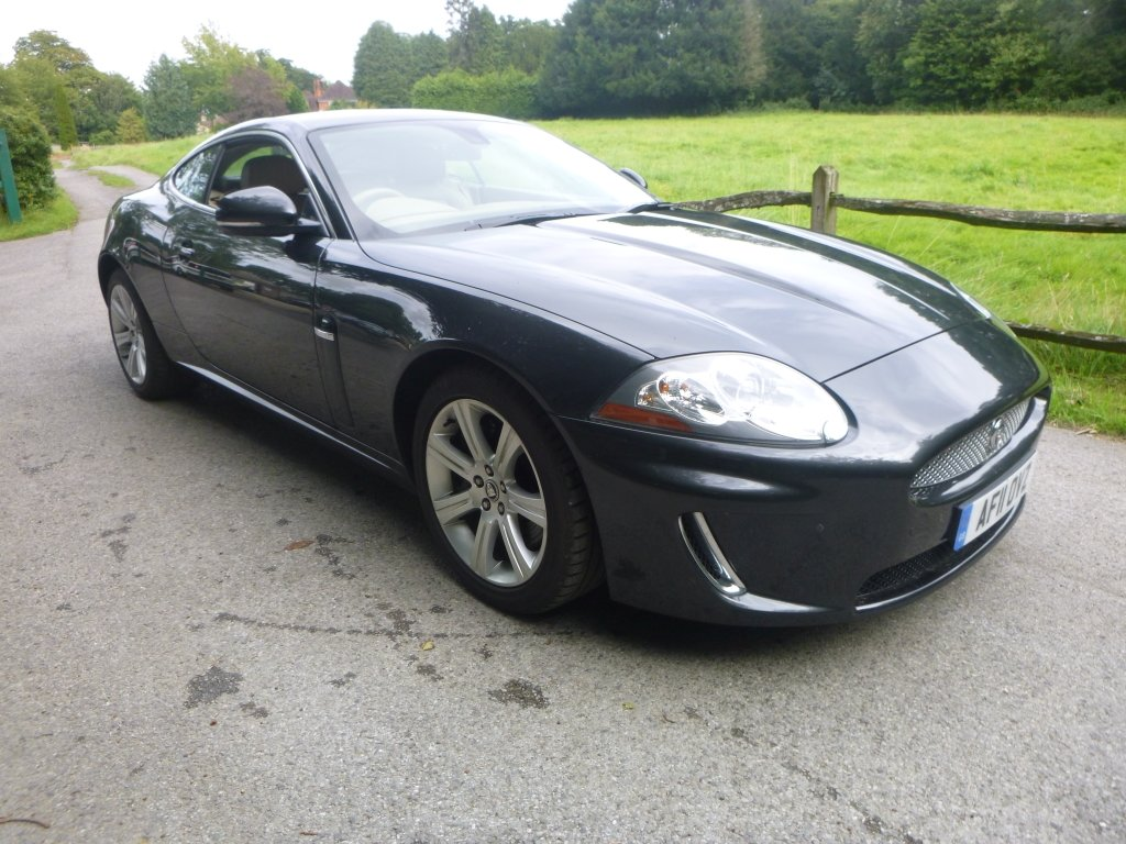 2011 XK 5.0 Coupe For Sale (picture 4 of 6)