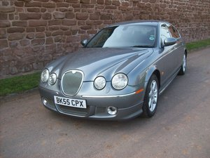 2005 Jaguar s type se v6 For Sale