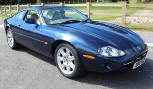1998 Jaguar XK8 Coupe 86,900 miles with 4 owners FSH