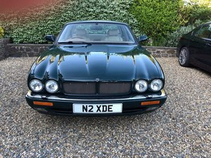 1996 Jaguar XJR 4.0 supercharged X300 - X306 For Sale