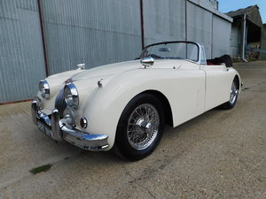 Stunning 1960 Jaguar XK150S 3.8 DHC RHD. For Sale
