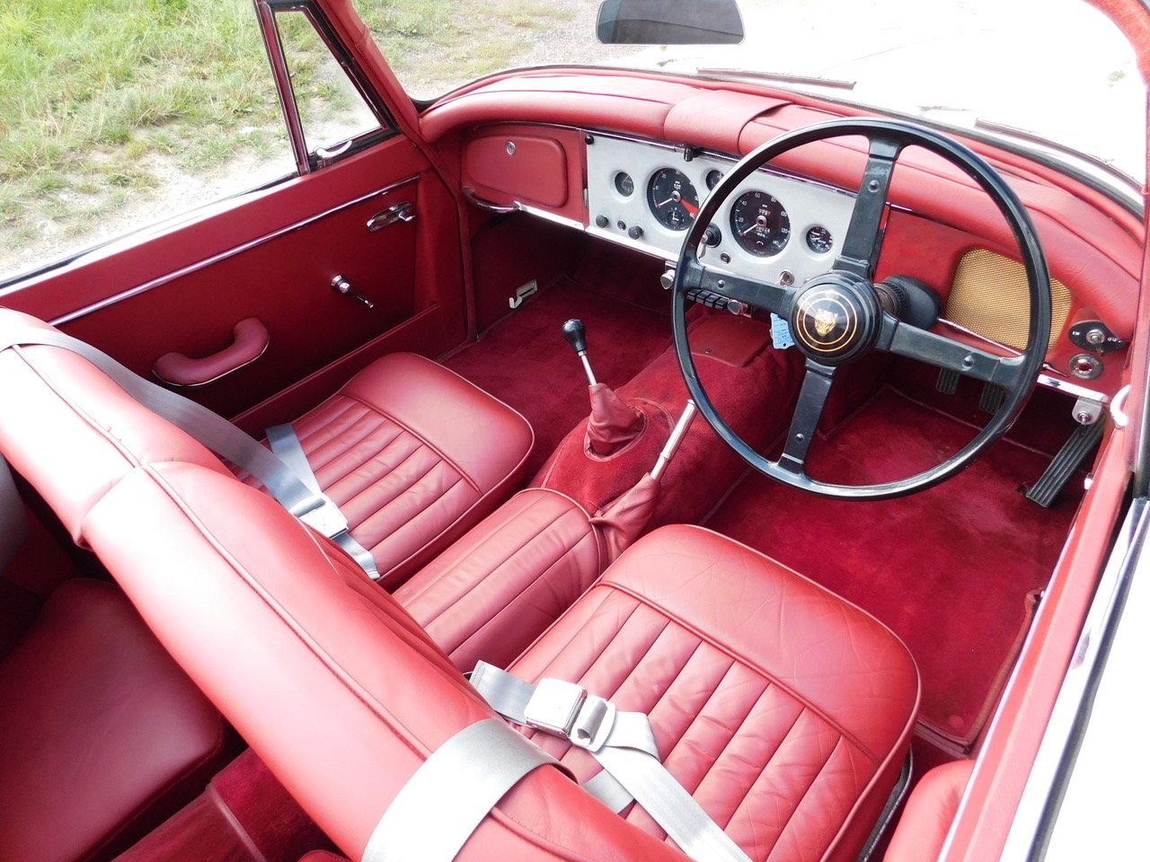 1960 Jaguar XK150S 3.8 DHC RHD. For Sale (picture 3 of 6)