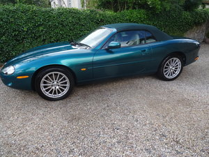 1997 XK8 Auto / full leather / convertible For Sale