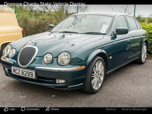 2002 Jaguar S Type For Sale