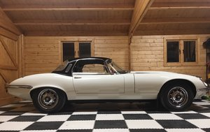 1973 Jaguar E Type Series 3 Roadster For Sale