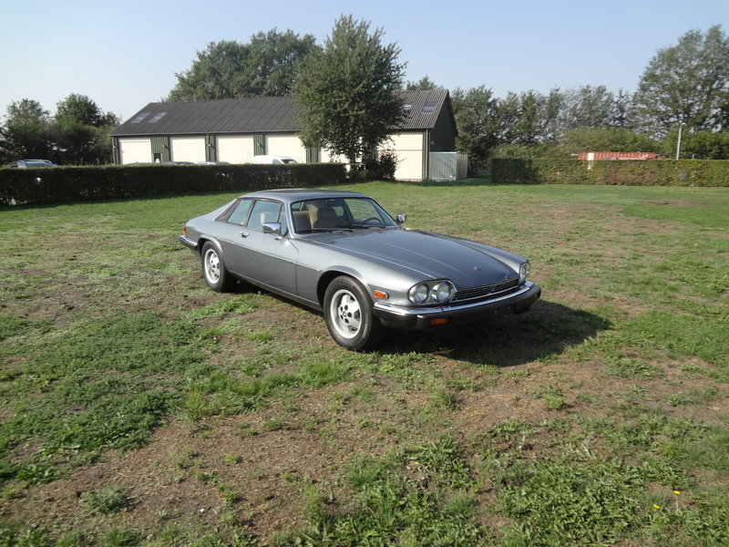 1986 Jaguar XJS 5.3 V12 Coupe SOLD (picture 1 of 6)