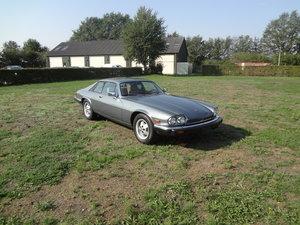 1986 Jaguar XJS 5.3 V12 Coupe SOLD