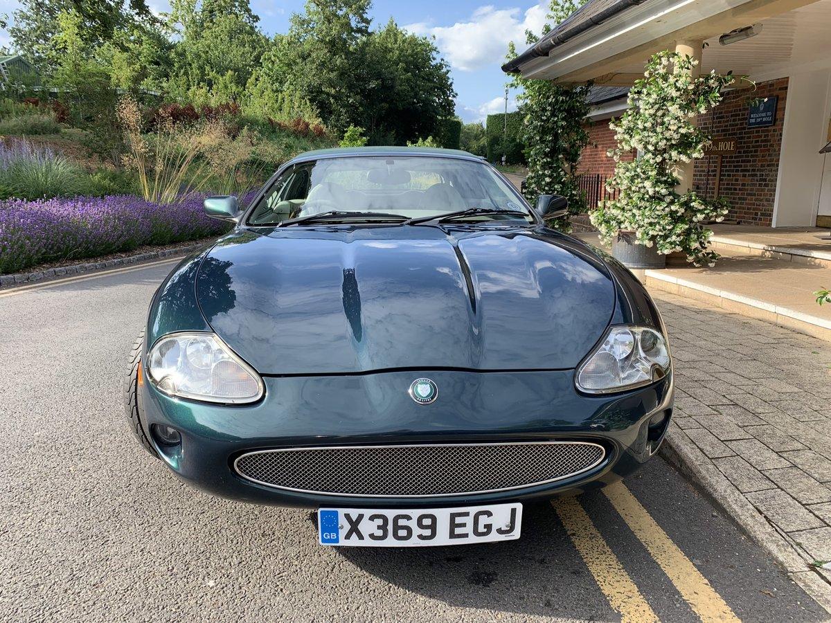 2000 Jaguar XK8  For Sale (picture 2 of 6)
