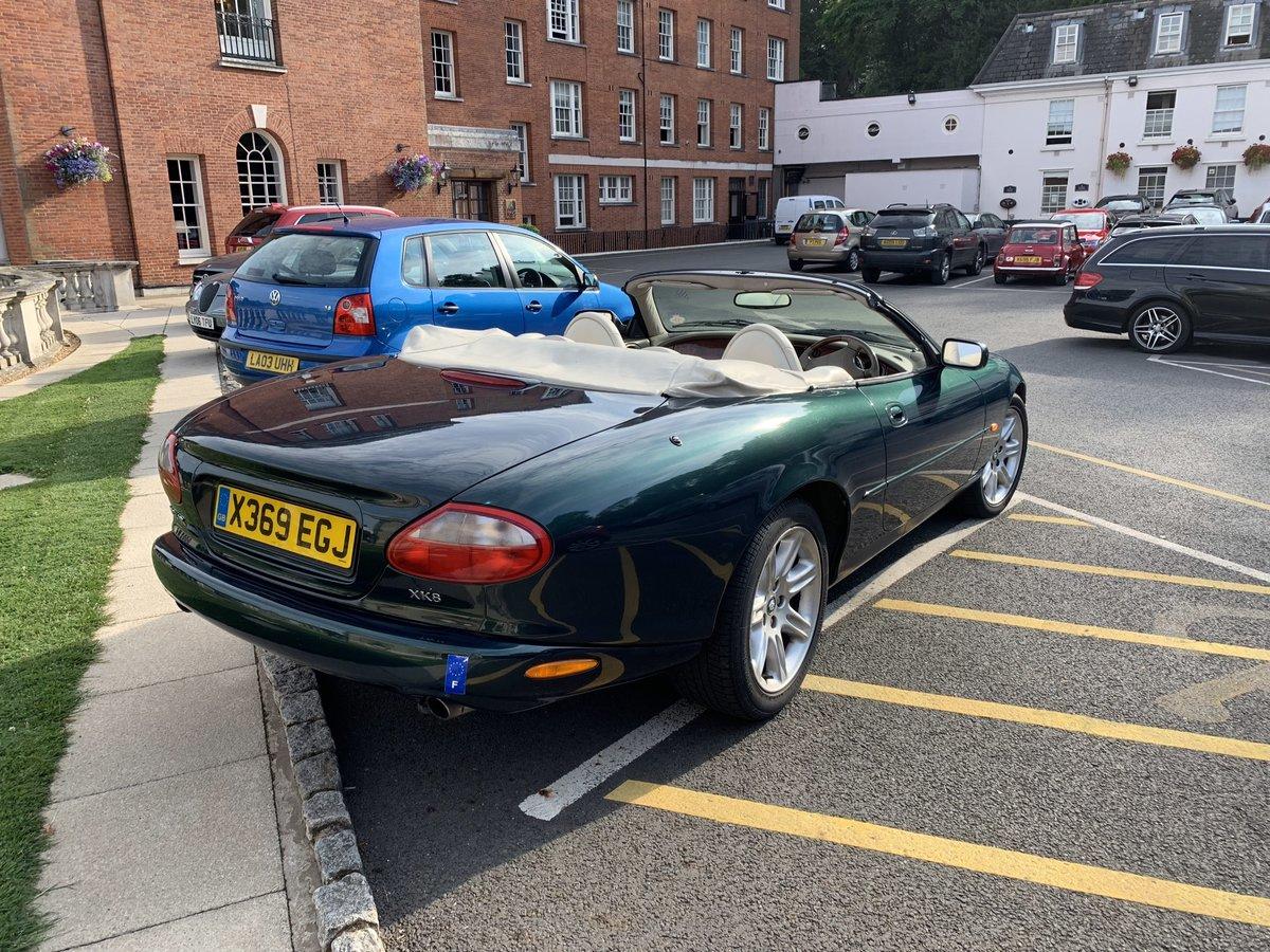 2000 Jaguar XK8  For Sale (picture 5 of 6)