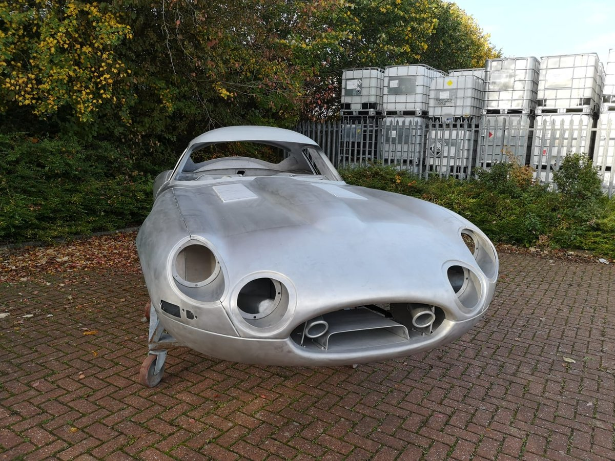 Low drag Jaguar E-type For Sale (picture 1 of 4)