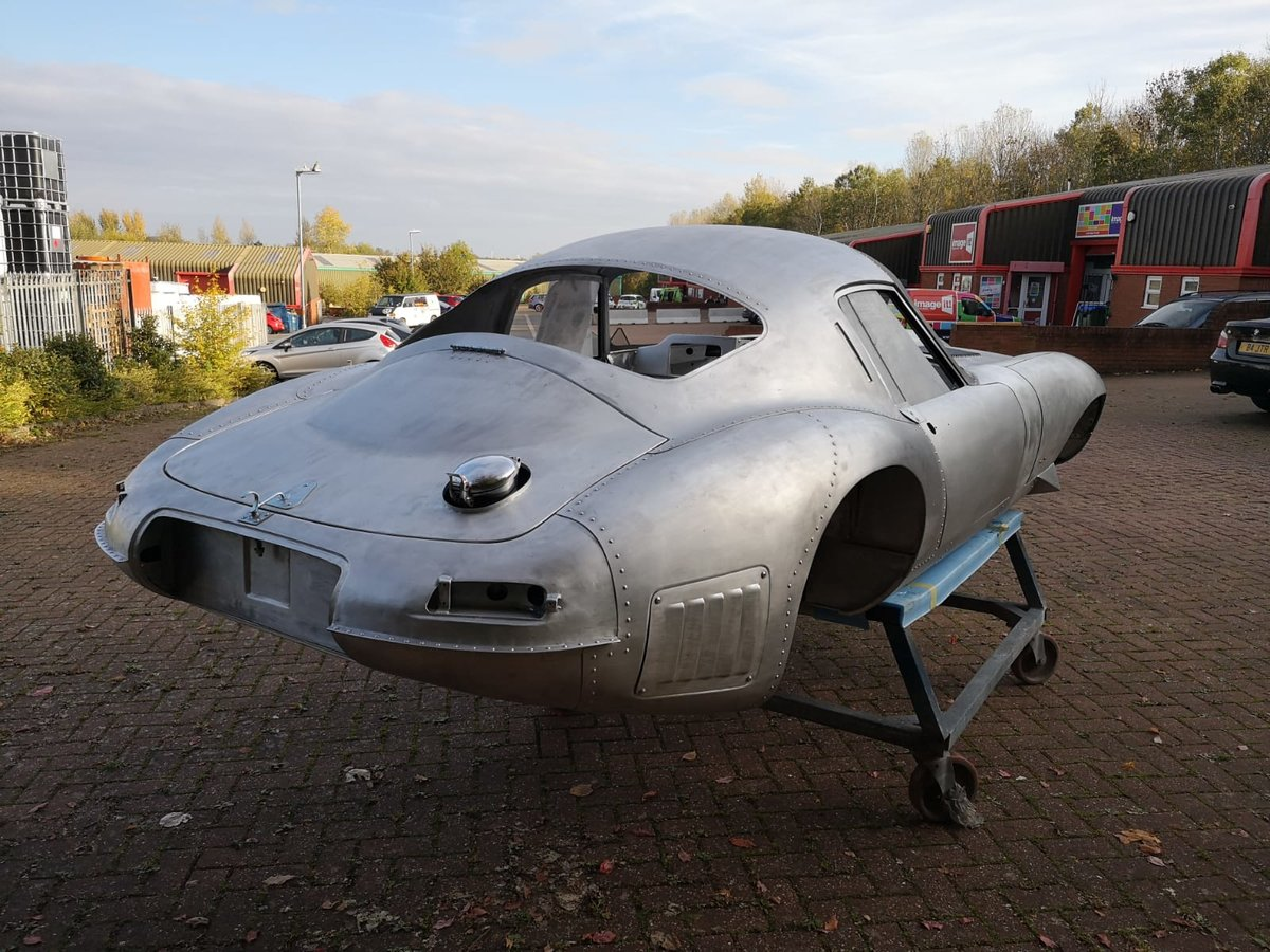 Low drag Jaguar E-type For Sale (picture 2 of 4)