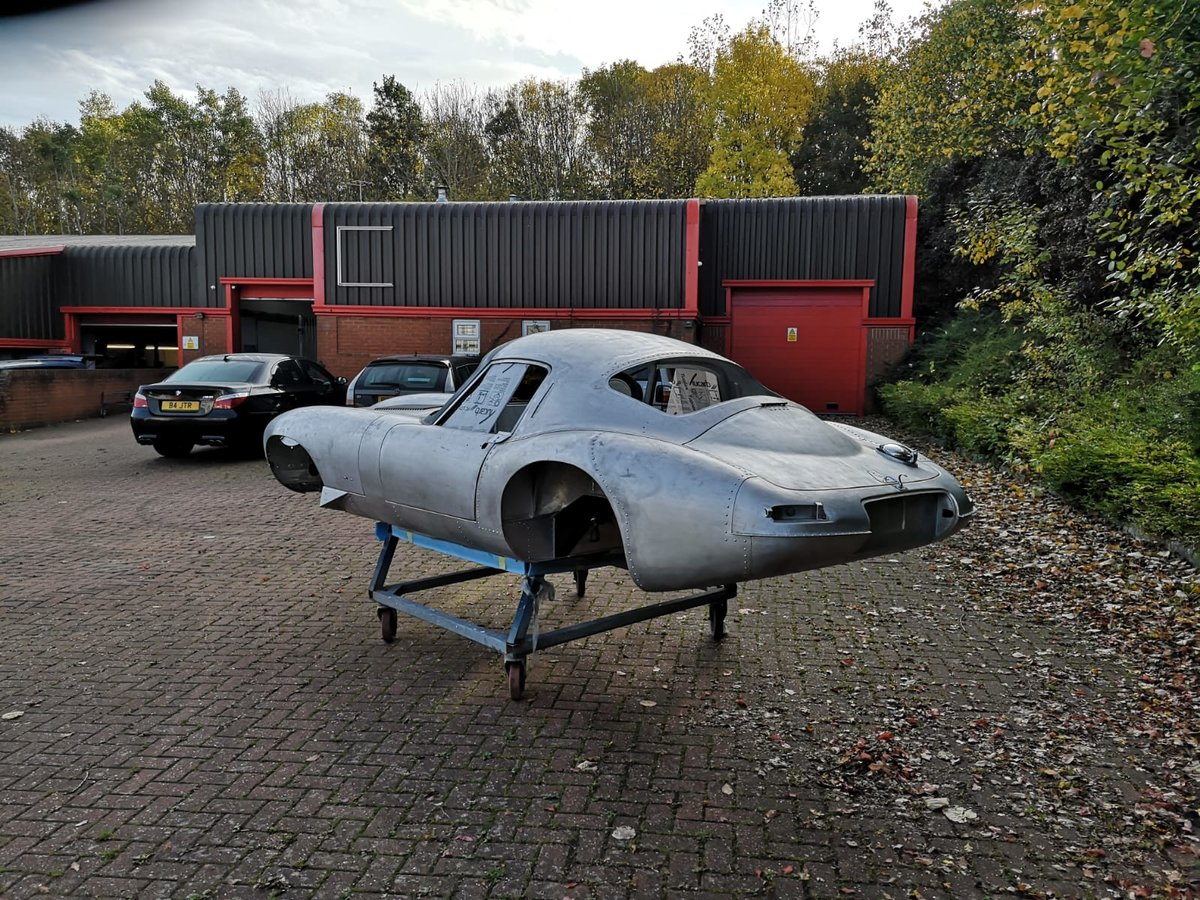Low drag Jaguar E-type For Sale (picture 4 of 4)